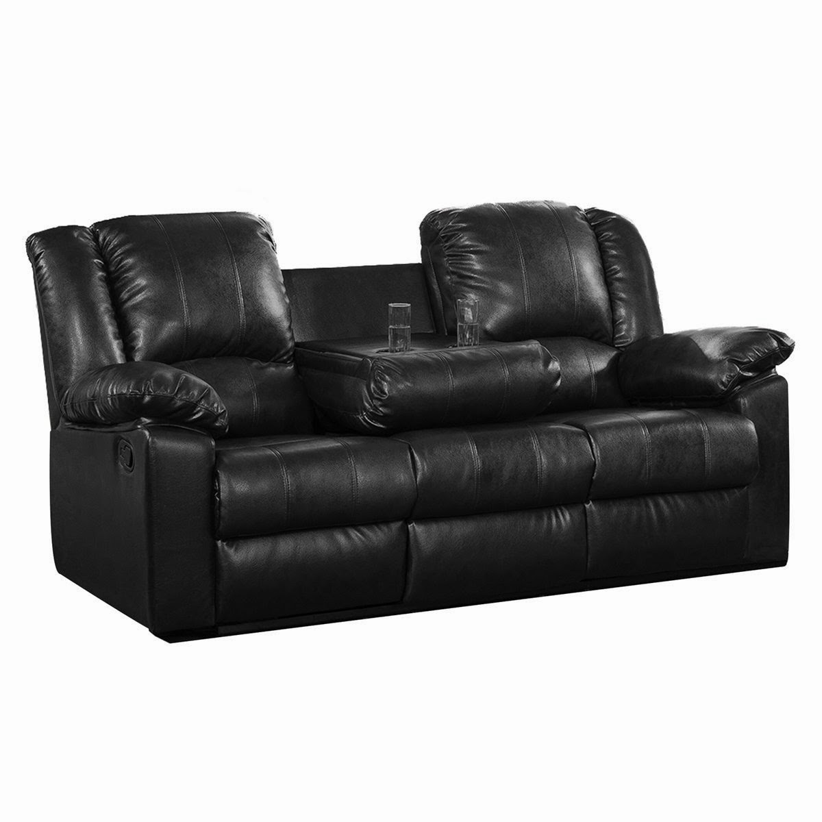 Recliner Sofa Sets: Reclining Sofa Sets Sale: Reclining Sofa Sets With Cup Holders
