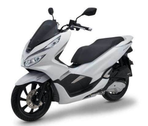 All_New_Honda_PCX_2018_Putih