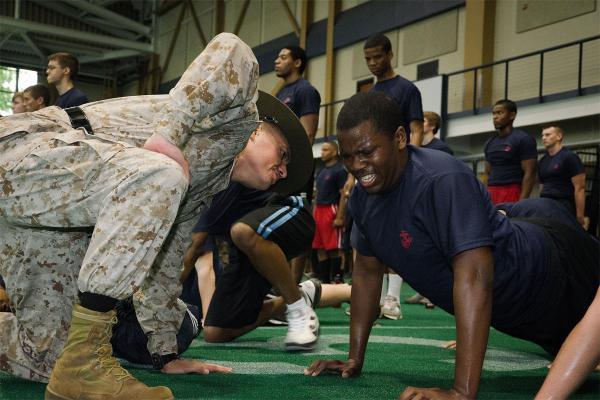 Bom Lero Inacredit 225 Vel Treinamento Militar Para Crian 231 As
