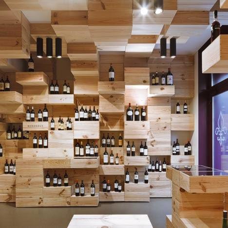 Bridoor s l albert reichmuth wine store tienda de vinos - Estanterias de vino ...