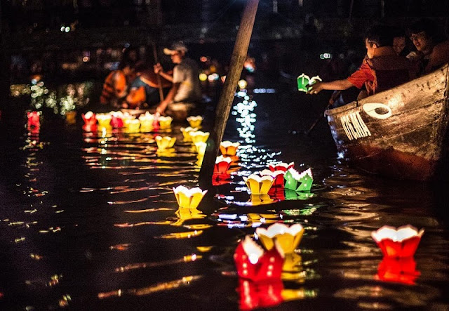The history of Hoi An's lanterns 1