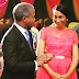 Check Out This Lovely Photo Of Nigeria's VP, Osinbajo And His Wife Dolapo