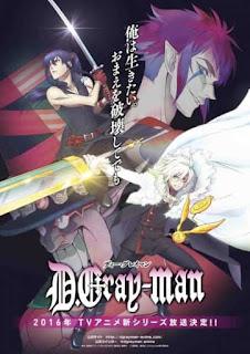 D.Gray-man Hallow الحلقة 08 مترجمة أون لاين مشاهدة و تحميل حلقة 08 من أنمي دا غراي مان