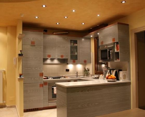 italyan Tarzı Mutfak Tasarımları