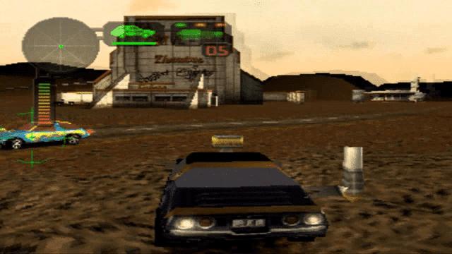 game perang mobil paling seru ya cuma vigilante