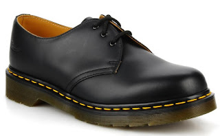 Comfortable Work Shoes for Men Standing All Day-Dr. Martens 1461