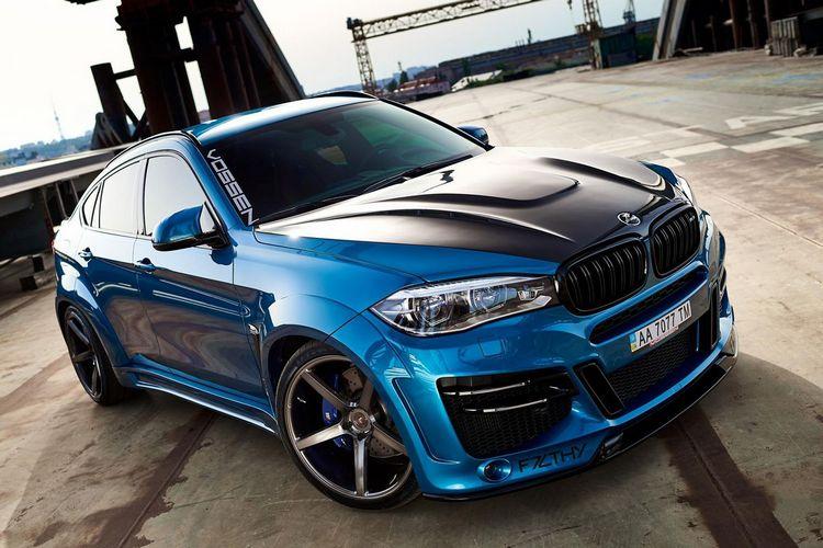 06 BMW X6M - VOSSEN