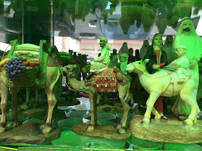 Abu Dhabi souvenirs.
