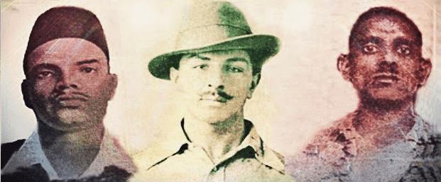 Execution of Bhagat Singh, Rajguru and Sukhdev