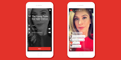 You will soon be able to live mobile stream on YouTube