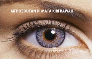 Arti Kedutan Mata Kiri Bawah Menurut Primbon (Fakta!)