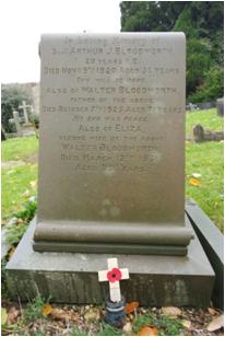 St. Mark's Churchyard, Dursley