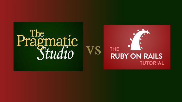 Pragmatic studio ruby course