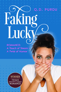 Excerpt: Faking Lucky by Q. D. Purdu