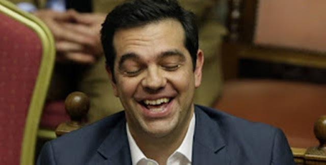 Γιατί ο έλληνας πρωθυπουργός φέρεται σαν τη Μαντάμ Σουσού; Τσίπρας σπικς ίνγκλαντ βέρι μπεστ (video)