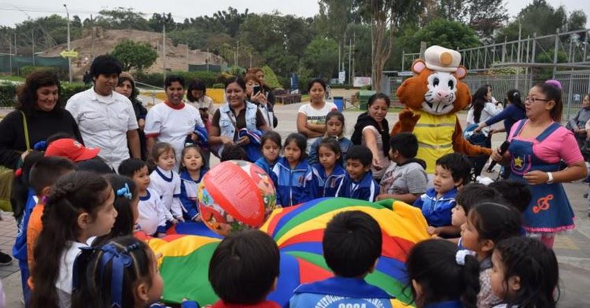 Parque de las Leyendas entregará entradas gratuitas por Día del Niño Peruano - www.leyendas.gob.pe