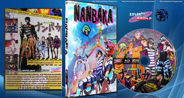 Nanbaka Season 1   Cover DVD