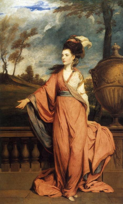 Jane Fleming Joshua Reynolds