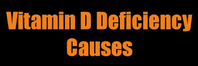Vitamin D Deficiency Causes, Effects Of Vitamin D Deficiency