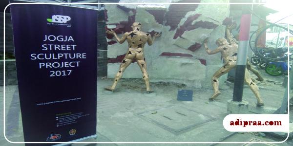 Jogja Street Sculpture Project 2017 | adipraa.com