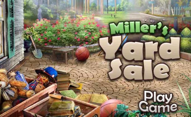 Hidden4Fun Millers Yard Sale