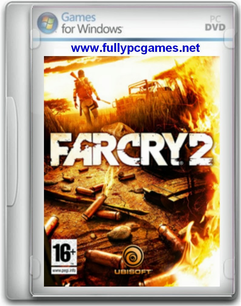 Far Cry 2 Game - Free Download Full Version For Pc