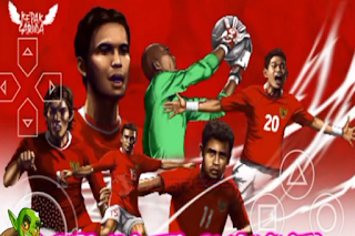 Textures PES Jogress v3 Mod National Team Indonesia + Save Data Full Transfer 2018