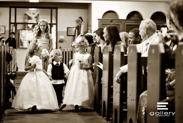 adorable kids flower girls