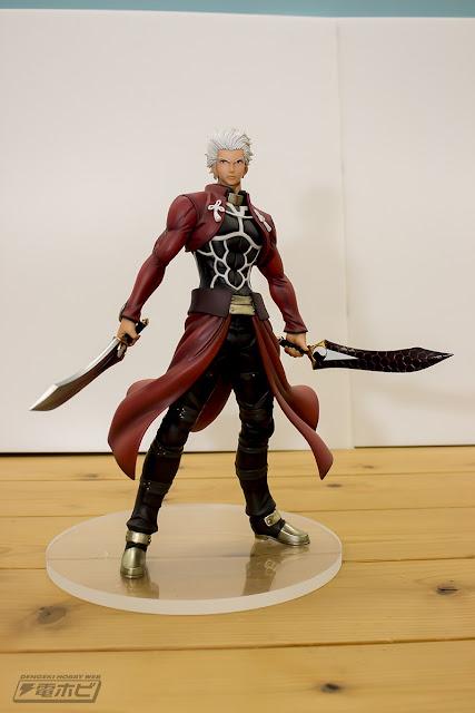 """Fate/Stay Night [Unlimited Blade Works]"" Archer - Aquamarine."