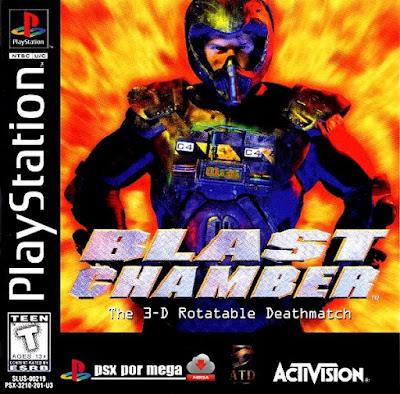 descargar blast chamber psx mega