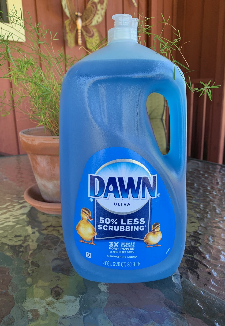 Dawn Ultra for less scrubbing. Get done Faster. #ad #DawnatSamsClub