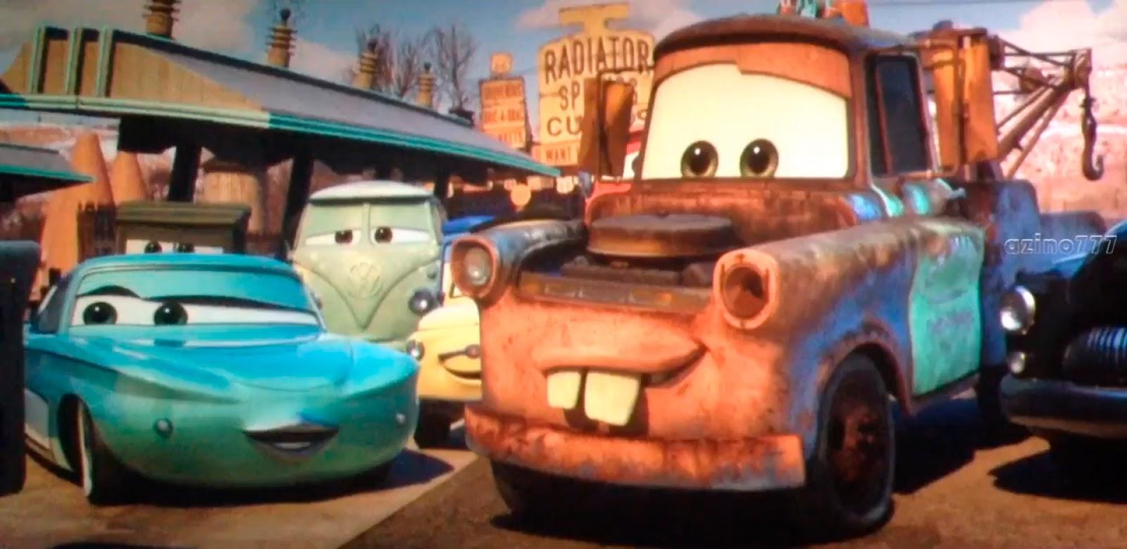 Cars 3 (2017) HD 1080p Latino captura 1