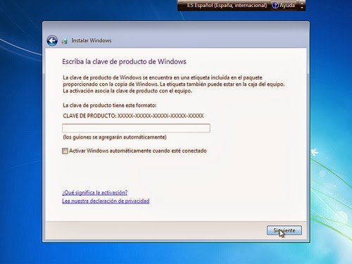 Cómo instalar Windows 7 - Full Trucos PC