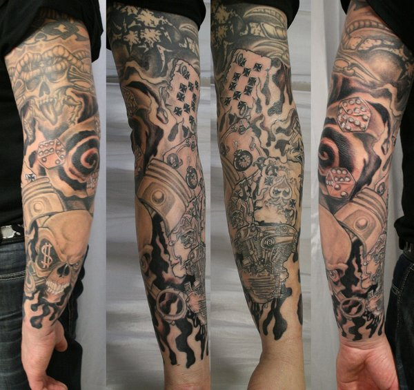 Tattoos Designs Collection Gallery Some Good Places On Your Body To