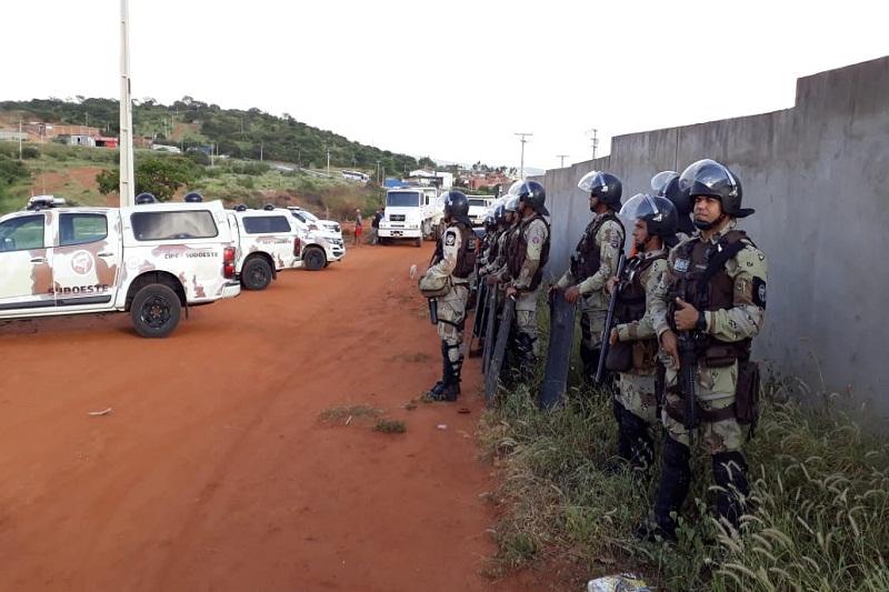 Balanço da Cipe Sudoeste mostra avanços na segurança e investimentos em corporações da Bahia