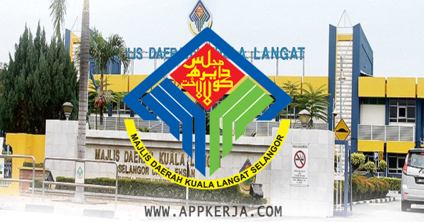 Jawatan Kosong Terkini di Majlis Daerah Kuala Langat (MDKL) - 31 Mei 2018