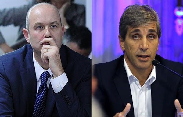En medio de una nueva corrida cambiaria, renunció Sturzenegger y Caputo será el presidente del BCRA