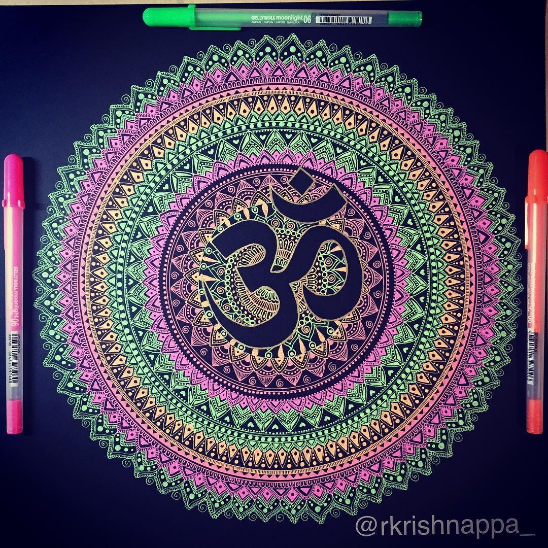 06-OM-Rashmi-Krishnappa-Calm-and-Serenity-in-Balanced-Pen-drawings-www-designstack-co