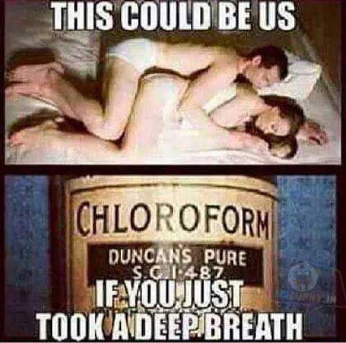 This could be us...