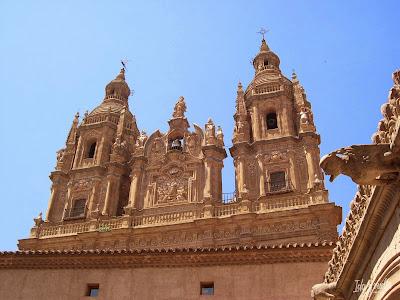 Salamanca Imprescindibles Clerecía