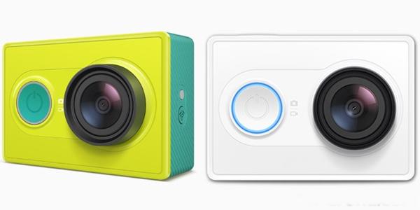 Gadget Xiaomi Canggih Selain HP mi action cam
