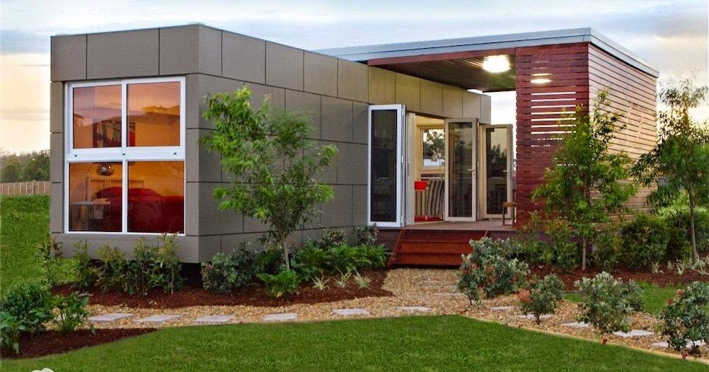 Small Scale Homes Stunning 320 Square Foot Container Home