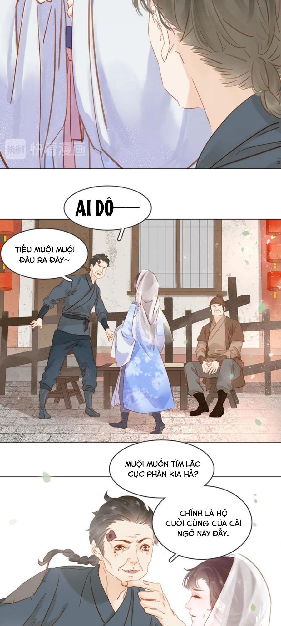 Tiểu sư phụ, tóc giả của ngài rơi rồi! chap 11 - Trang 24