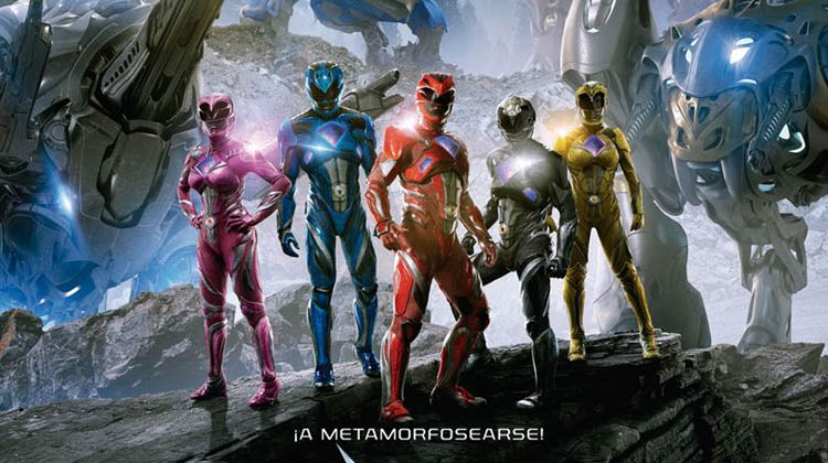Crítica de 'Power Rangers': ¡A metamorfosearse!