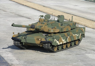 MBT K2 Black Panther