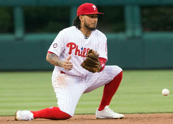 Freddy Galvis is one of the Phillies' trade chips at Winter Meetings