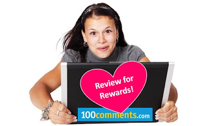100comments, ganjaran, giveaway, contest, review produk, review for reward,