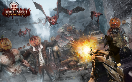 DEAD TARGET: Zombie Mod Apk