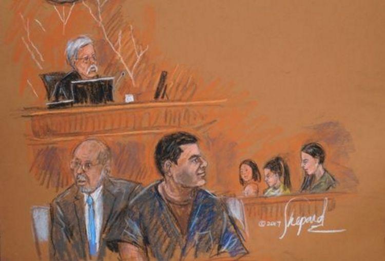 Difusión de carta de 'El Chapo', ilegal: juez de NY