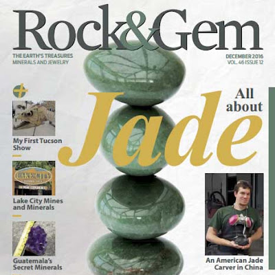 Rock & Gem magazine | december 2016 - Download